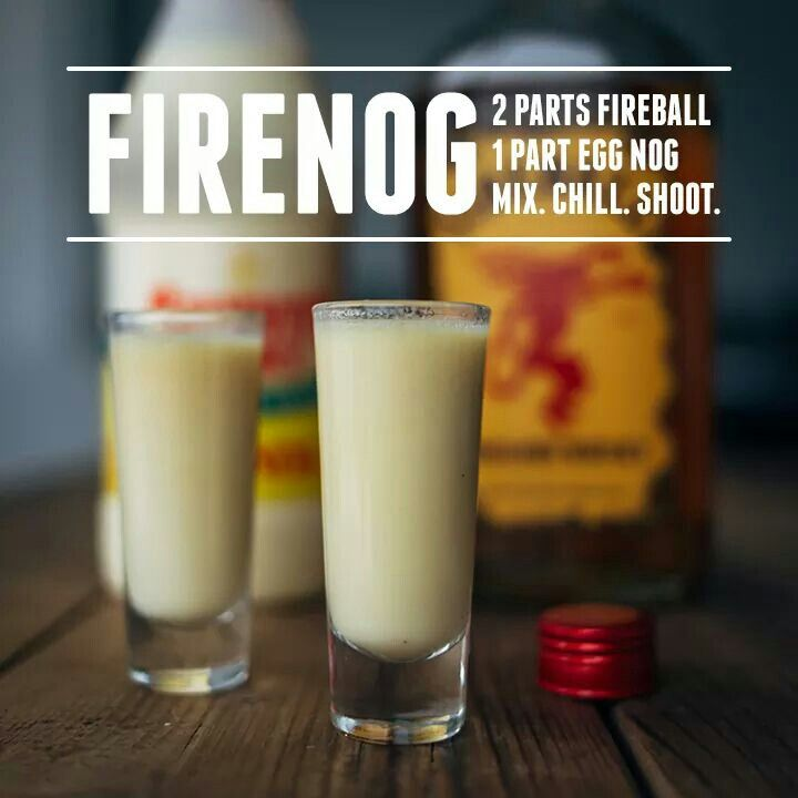 Fire nog with fireball this holiday drink and food recipes fire nog with fireball this holiday forumfinder Image collections