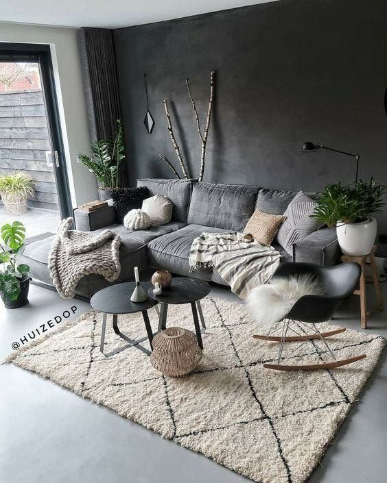 30 Stylish Gray Living Room Ideas To Inspire You images