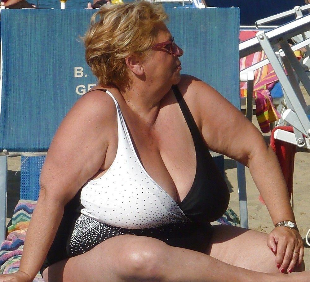 Giant Tits Granny 111
