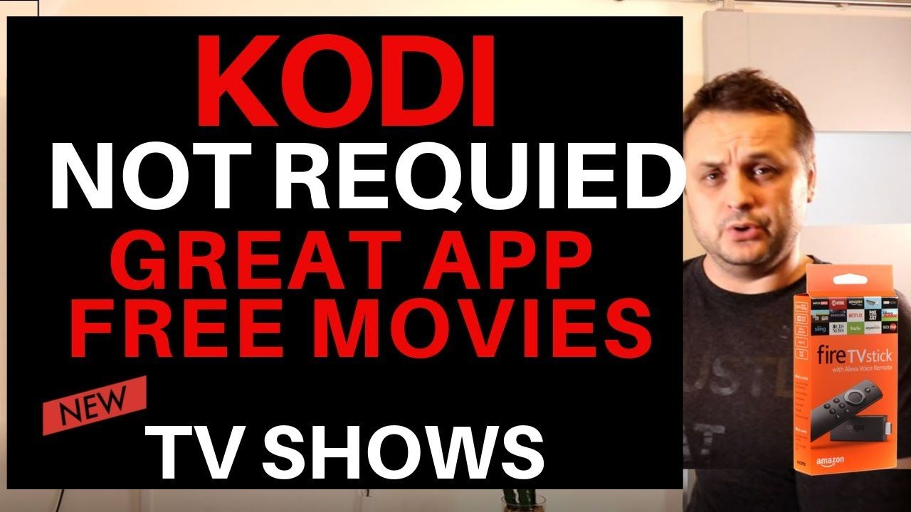 NO KODI REQUIRED NEW UPDATED FIRESTICK APP FREE MOVIES