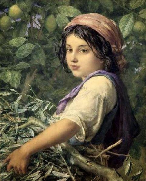 جمال النساء في لوحات فنية رائعة Beautiful Paintings Women Art Painting Oil Lovers Art Art