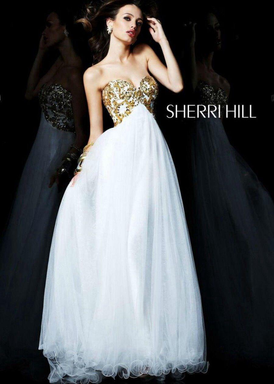 Sheri hill prom dresses pinterest prom