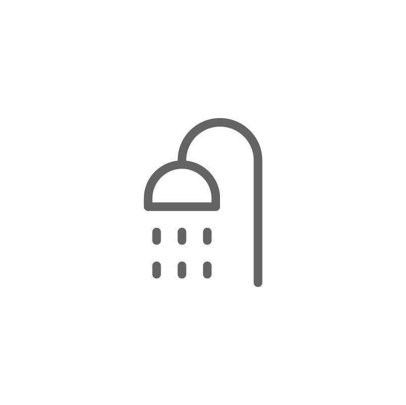 'Hotel ( Line )' by Deemak Daksina Toilet icon, Icon