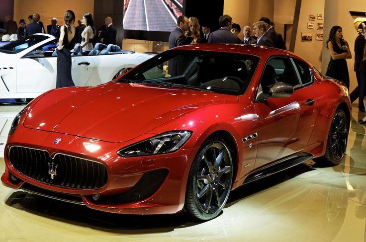 Maserati GranTurismo Sport Specifications 2017