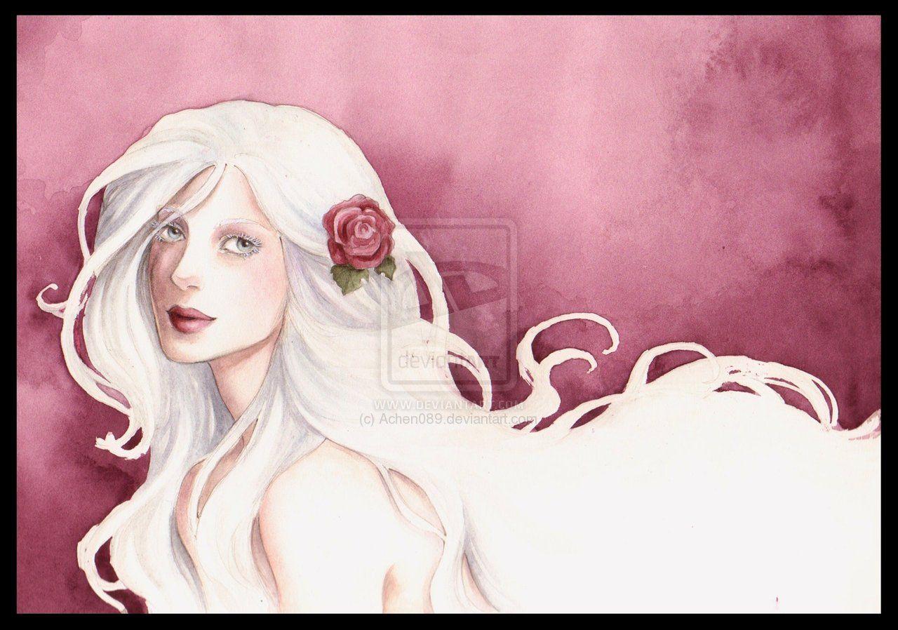 The White Rose by Achen089.deviantart.com on @deviantART
