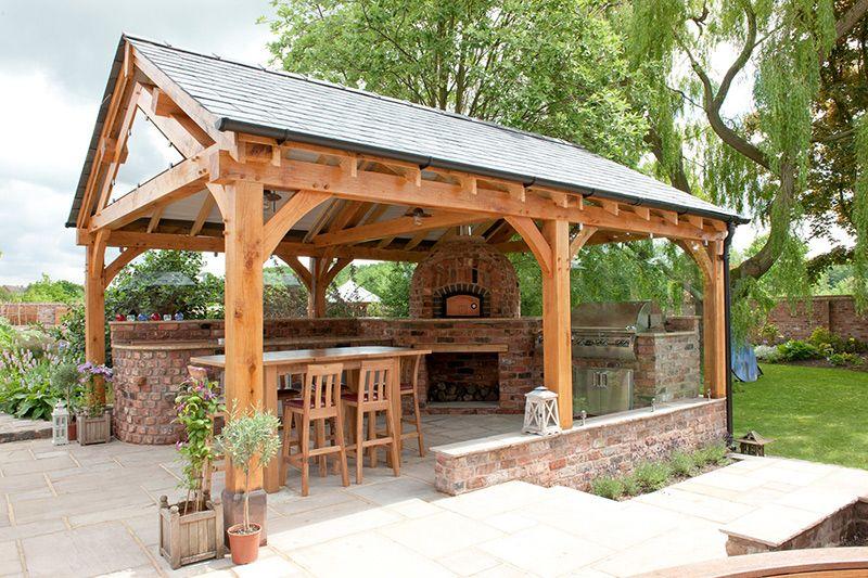 Urban Landscpaes Chester Cheshire Wirral Alderley Edge Northwales Garden Maintenance Backyard Pavilion Outdoor Pavilion Outdoor Kitchen Design