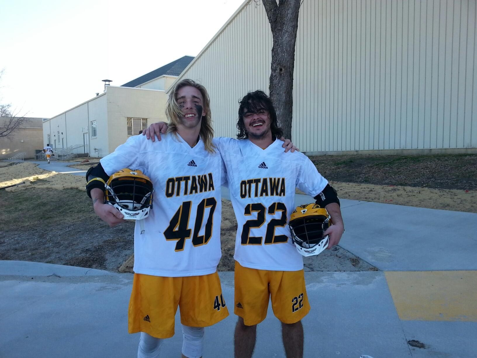 Patrick Downing Right Currently Plays Lacrosse At Ottawa