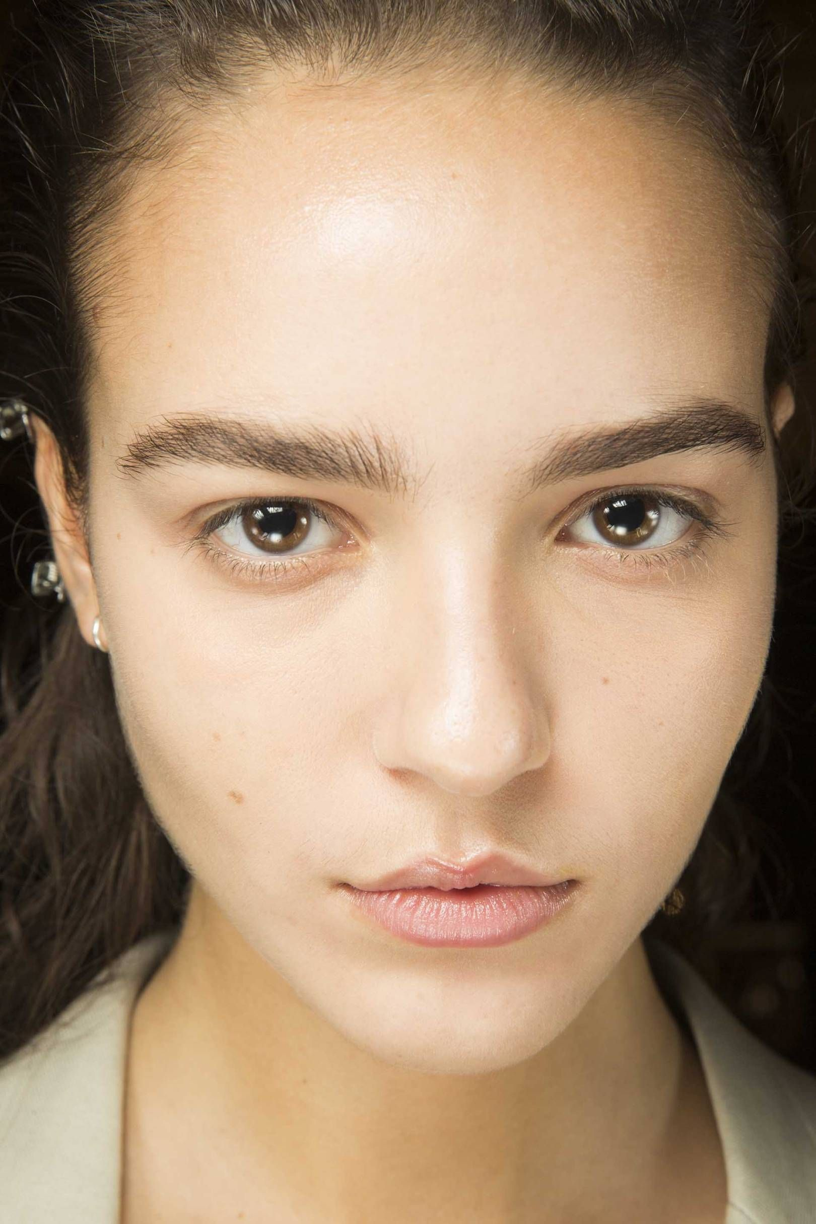 Spring/Summer 2019 Backstage Beauty With British Vogue
