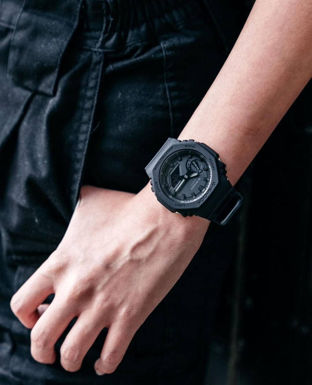 G Shock Ga 2100 The Absolute Toughness Mantra In 2020 G Shock G Shock Watches Mens G Shock Watches
