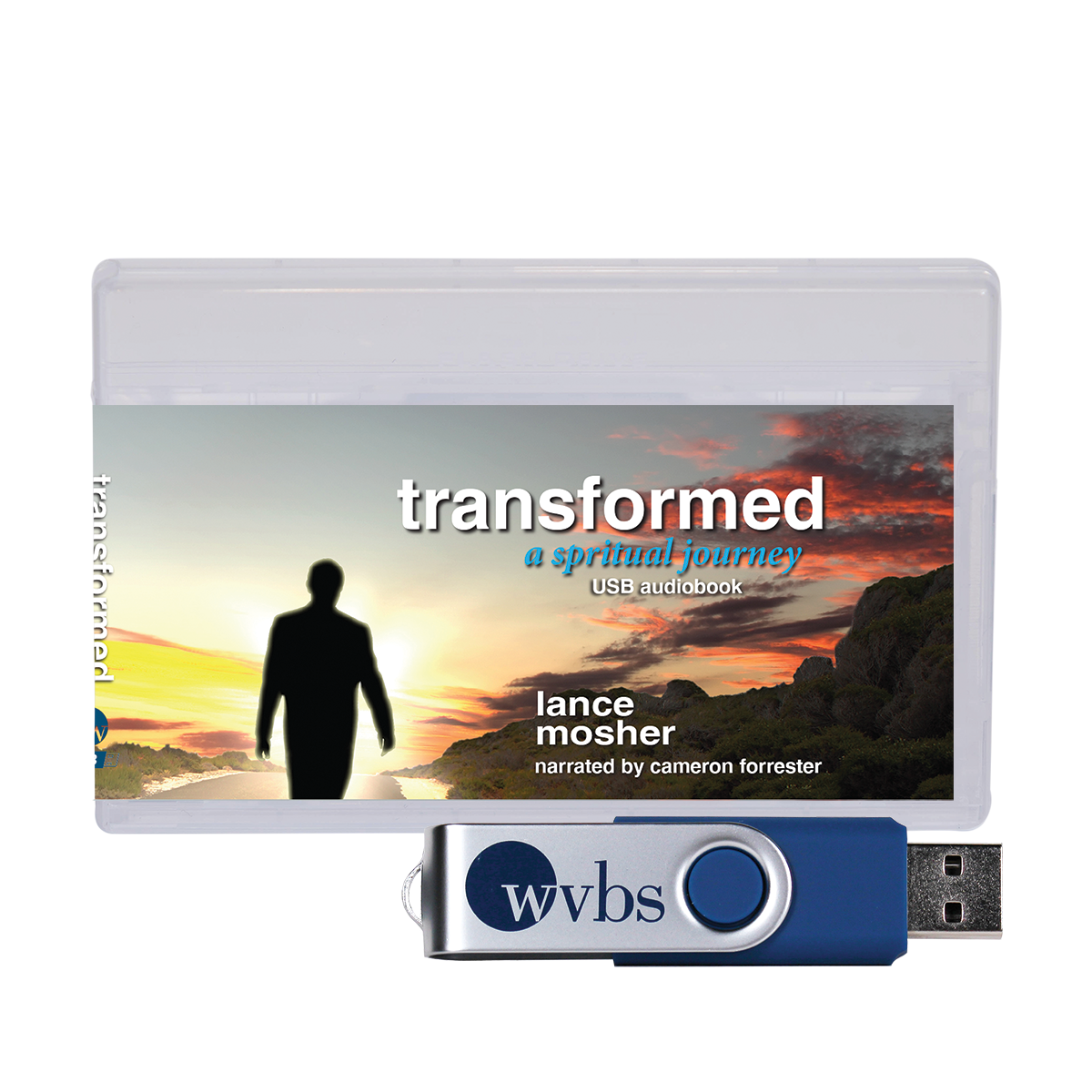 MP3USB Transformed A Spiritual Journey Audiobook Audio