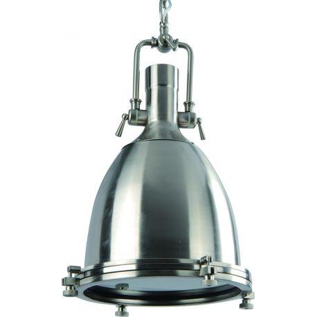 Suspension chromée pour votre cuisine Lutia
