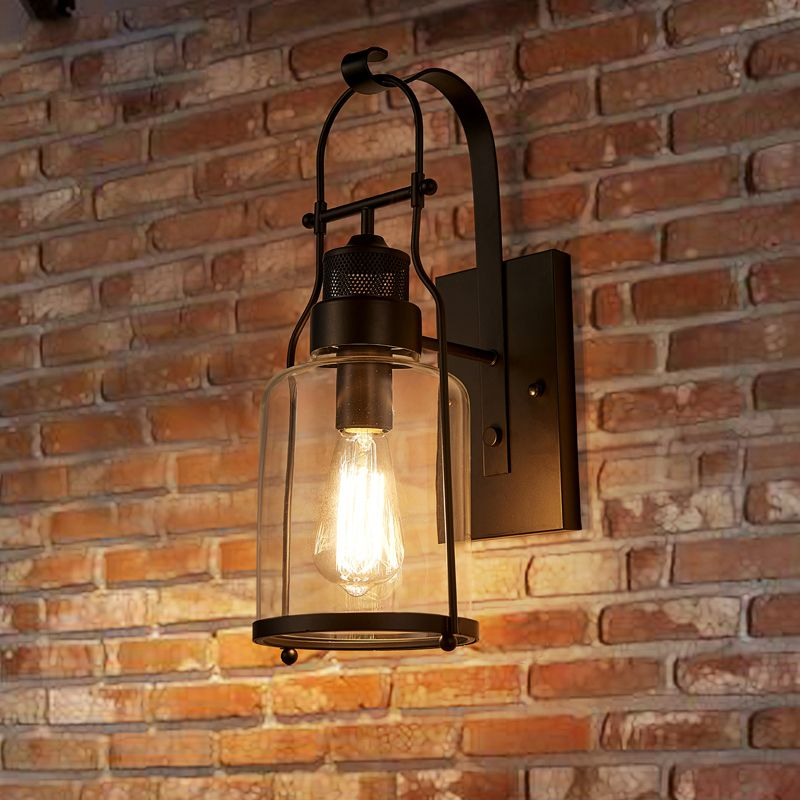 Applique murale vintage industriel lampe pour salon salle à manger