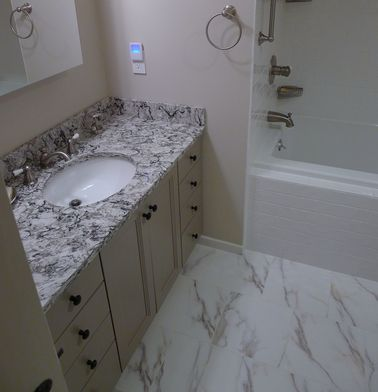 Cambria Bellingham Countertop In An Amherst Ma Bathroom Design Amazing Bathroom Design Northampton Review