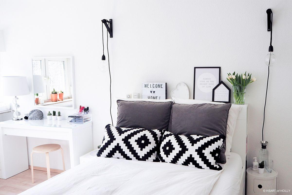 Interior Update: Mein neues Schlafzimmer | Skandinavisch ...