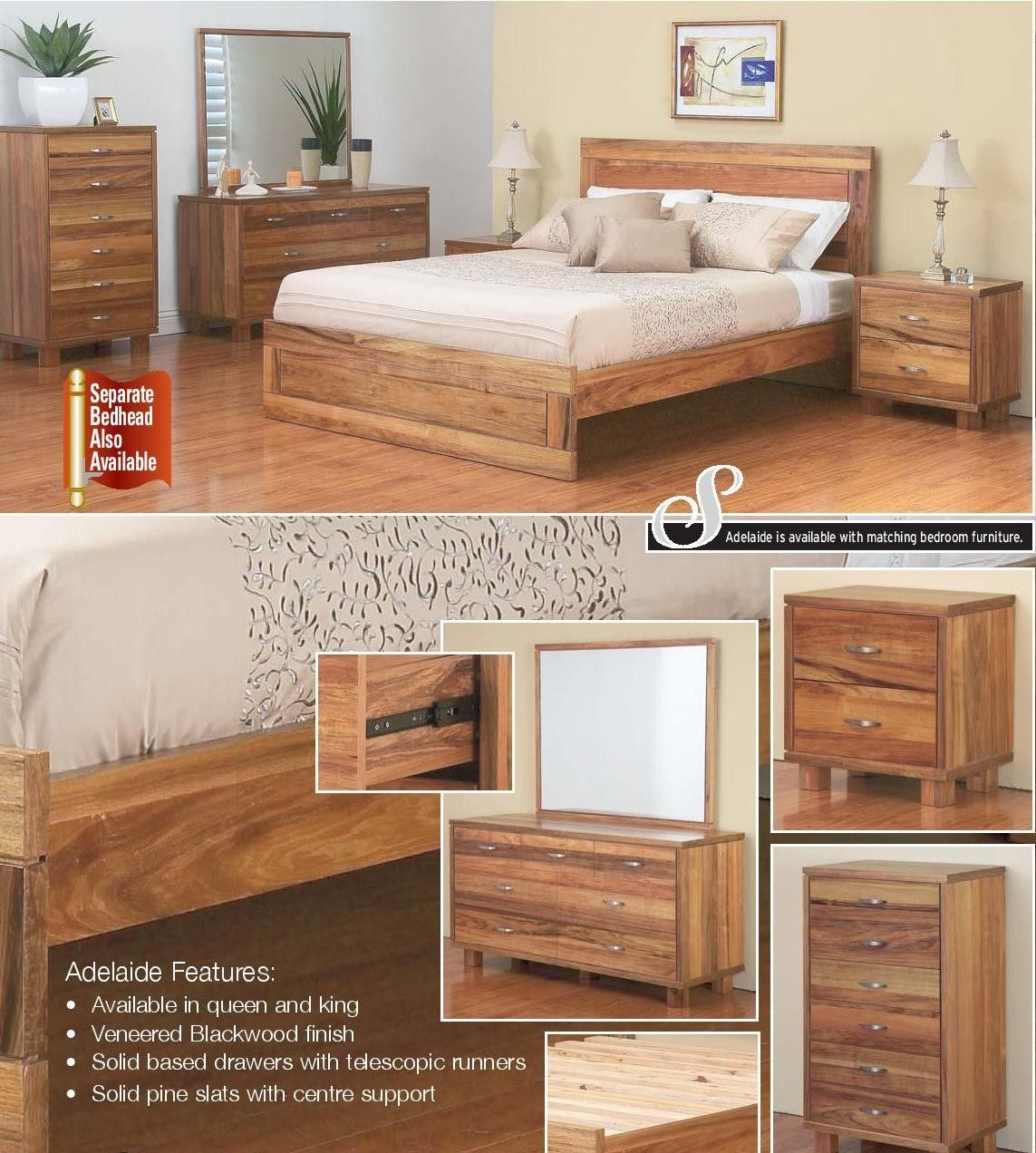 Pine Bedroom Suites