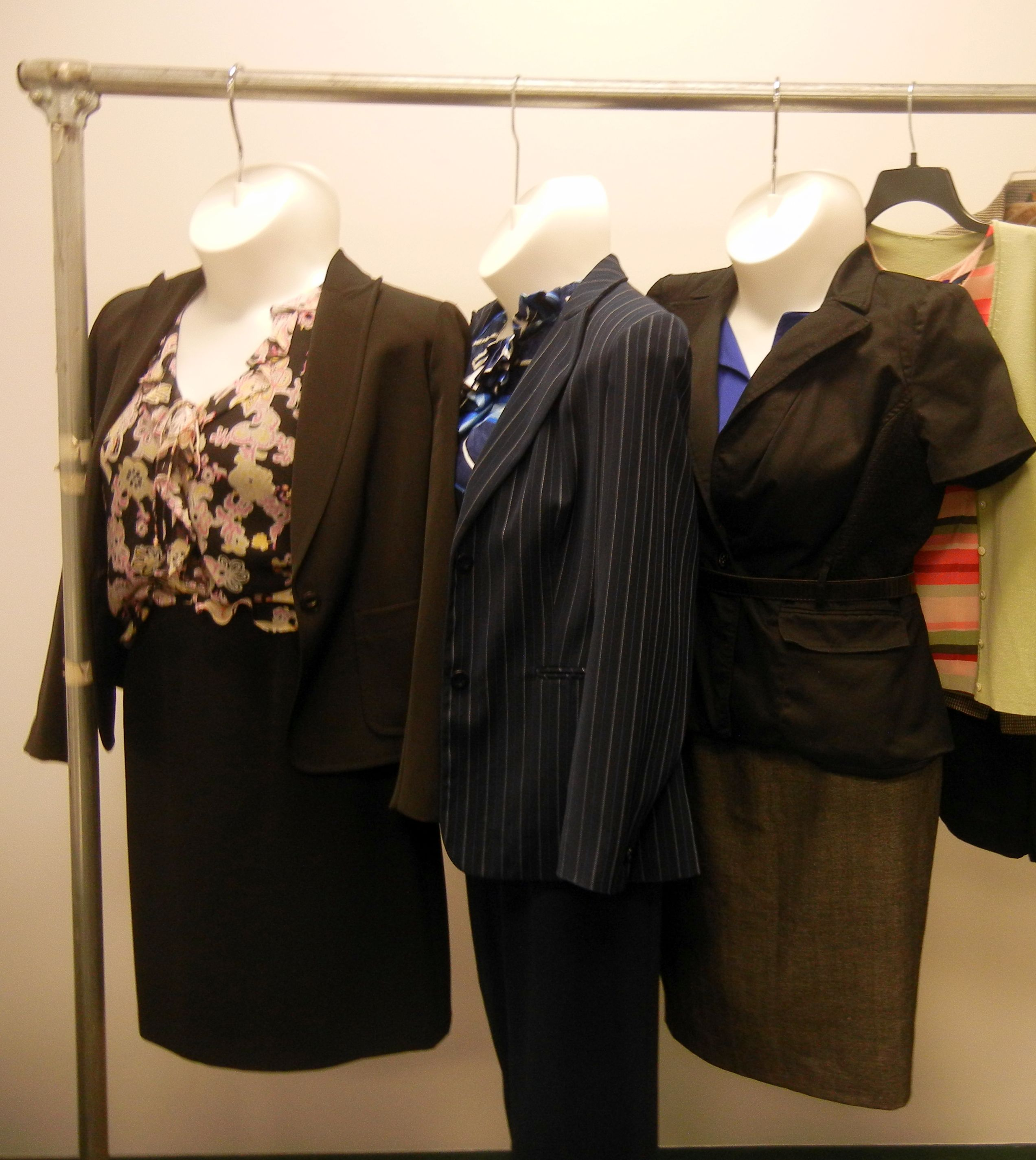 Ready for that interview! Build a professional wardrobe at goodwillwny.org