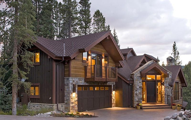 Colorado Custom Mountain Home Architects Bhh Partners In 2021 Mountain House Plans Architect House Colorado Mountain Homes