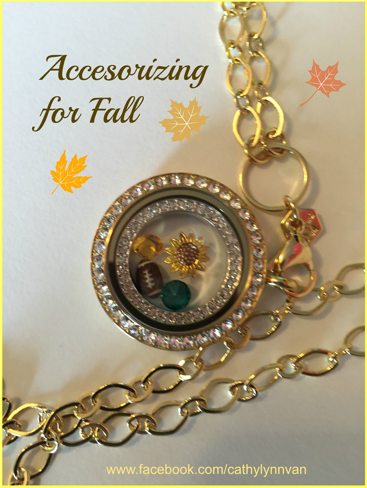 Fall is the perfect time to change up your jewelry.  #personalizedjewelry