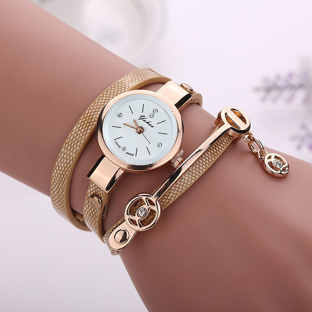 Fashion Women s Watches with Multilayer Bracelet Price: 10.00 amp; FREE Shipping #skirt #clothes #fa...