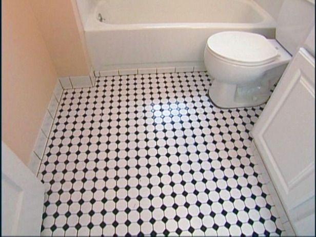 How To Install Tile On A Bathroom Floor 家
