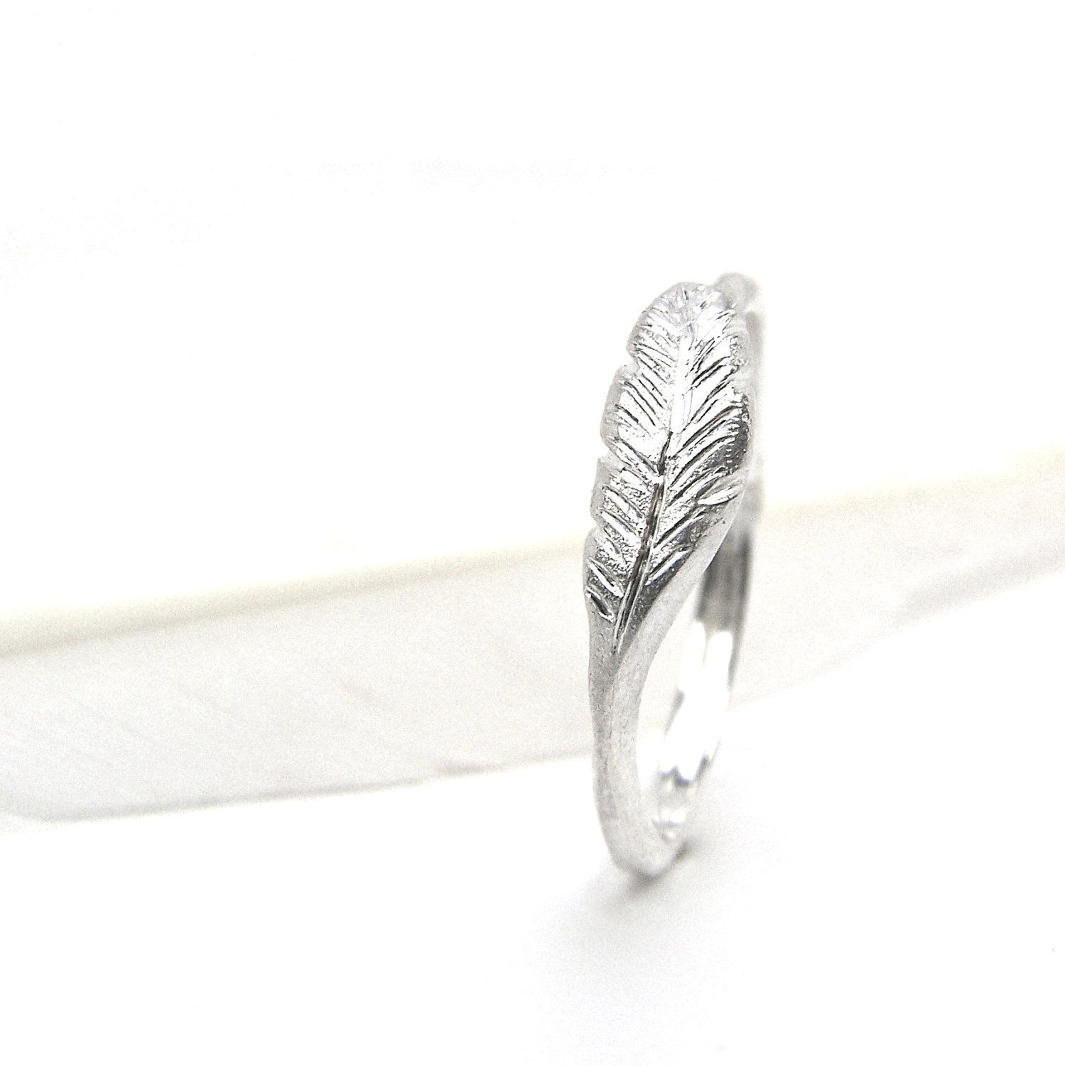 rings sterling fashion selling allergenic designer jewelry crown lover rust product diamond engagement couple feather non anti hot