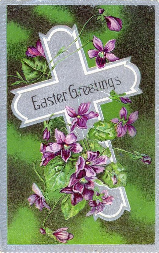 Declarative image for free printable easter cards religious
