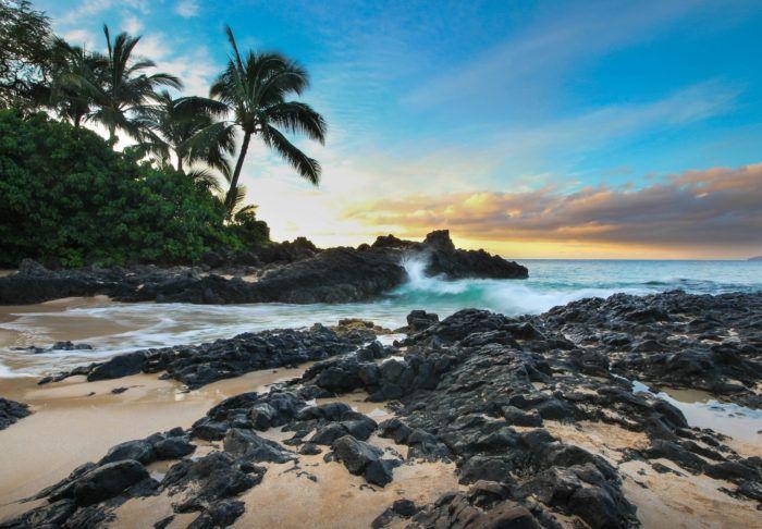 6. Pa'ako Cove, Maui