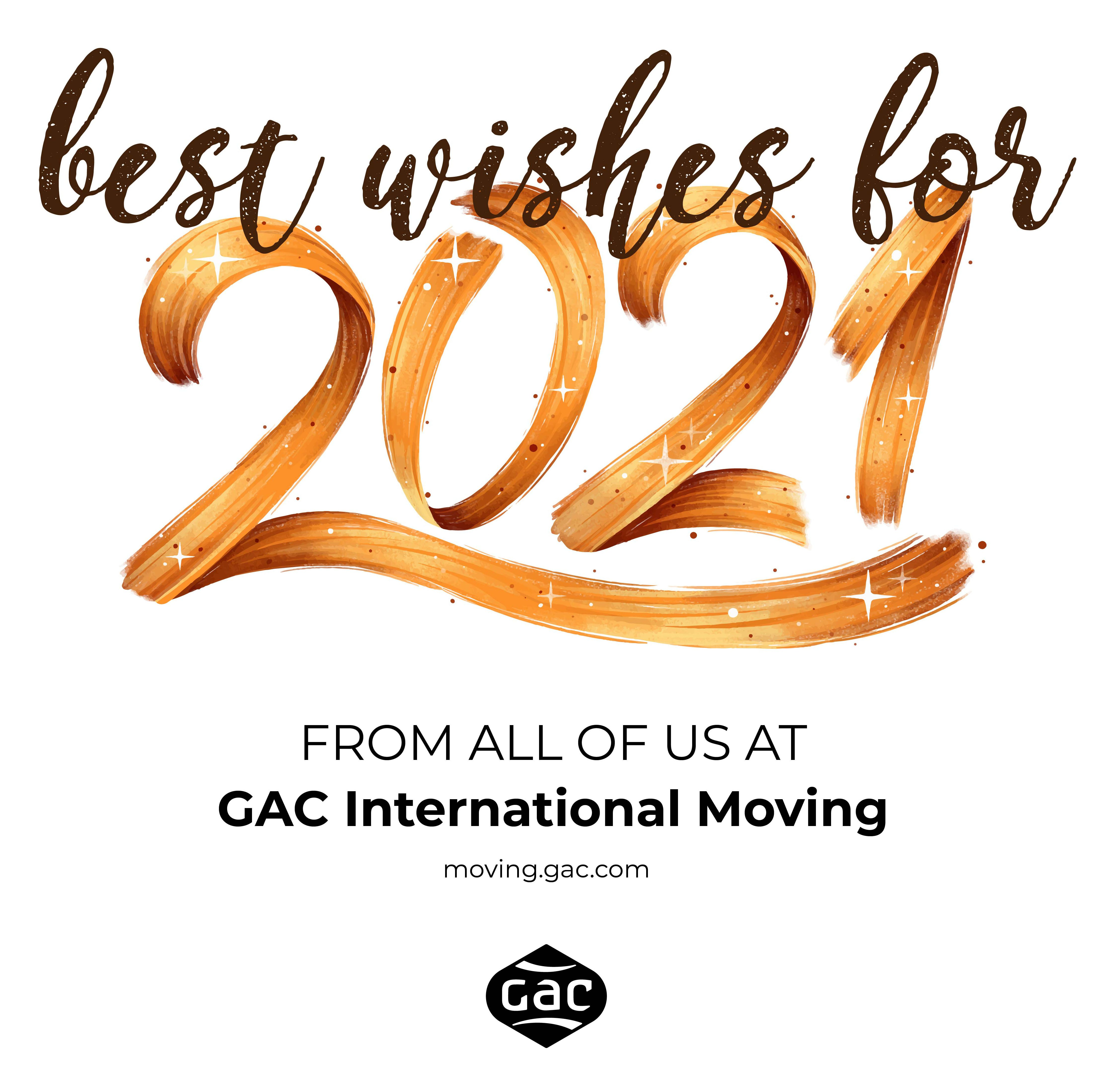 Happy New Year 2021 In 2021 International Move International Movers Happy New Year