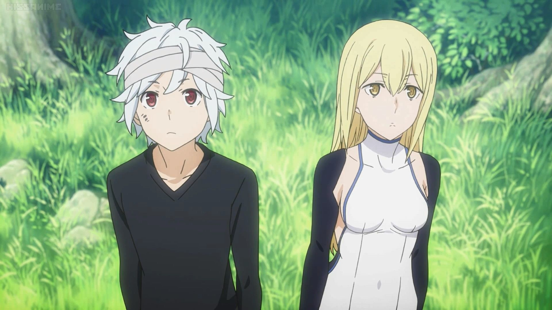 Bell & Ais #Danmachi #Crunchyroll #anime #swordoratoria | Is It