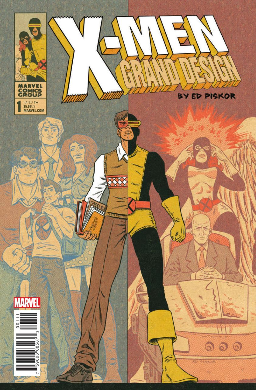 X Men Grand Design 1 Grand Designs Comics X Men
