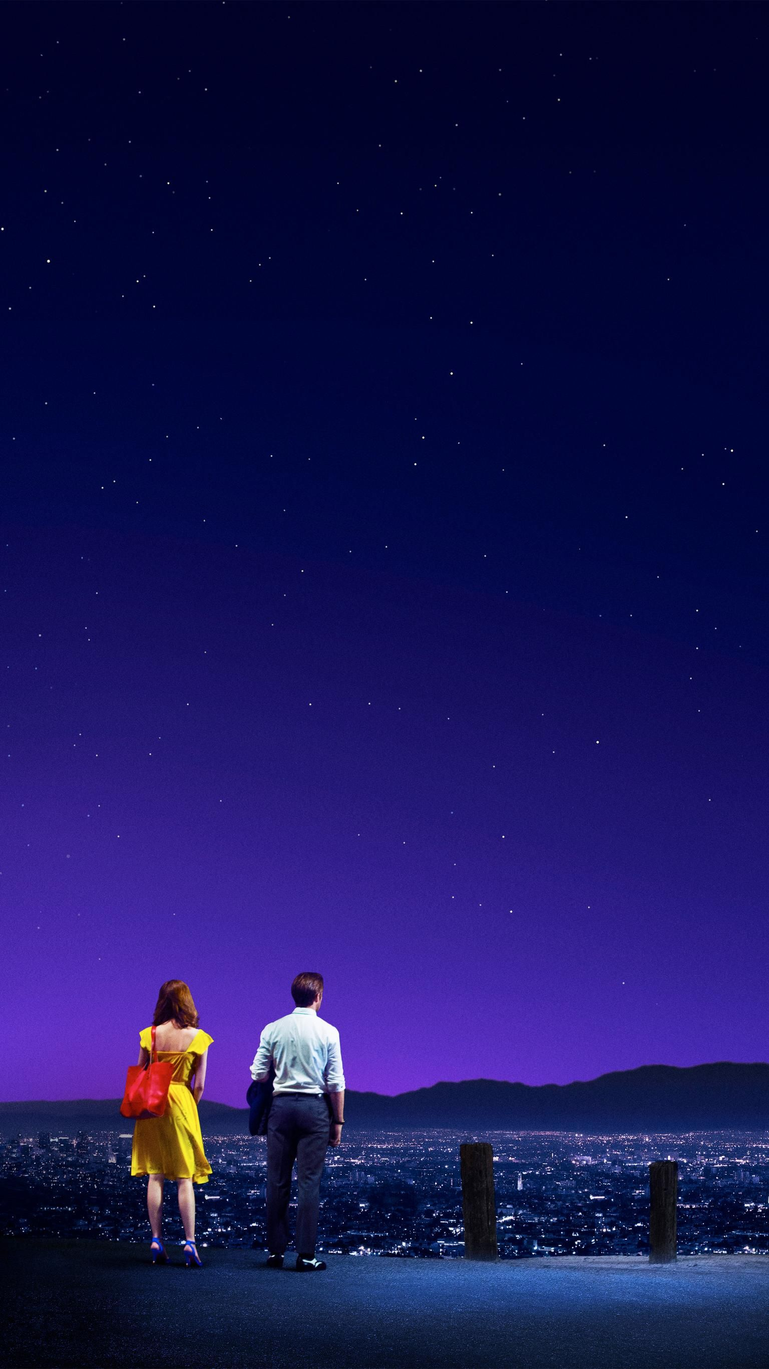 La La Land 2016 Phone Wallpaper In 2020 La La Land Movie
