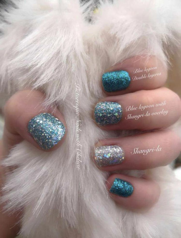 Http Www Mycolorstreet Com Kayleighangelo Color Street Nails Blue Glitter Nails Nail Colors