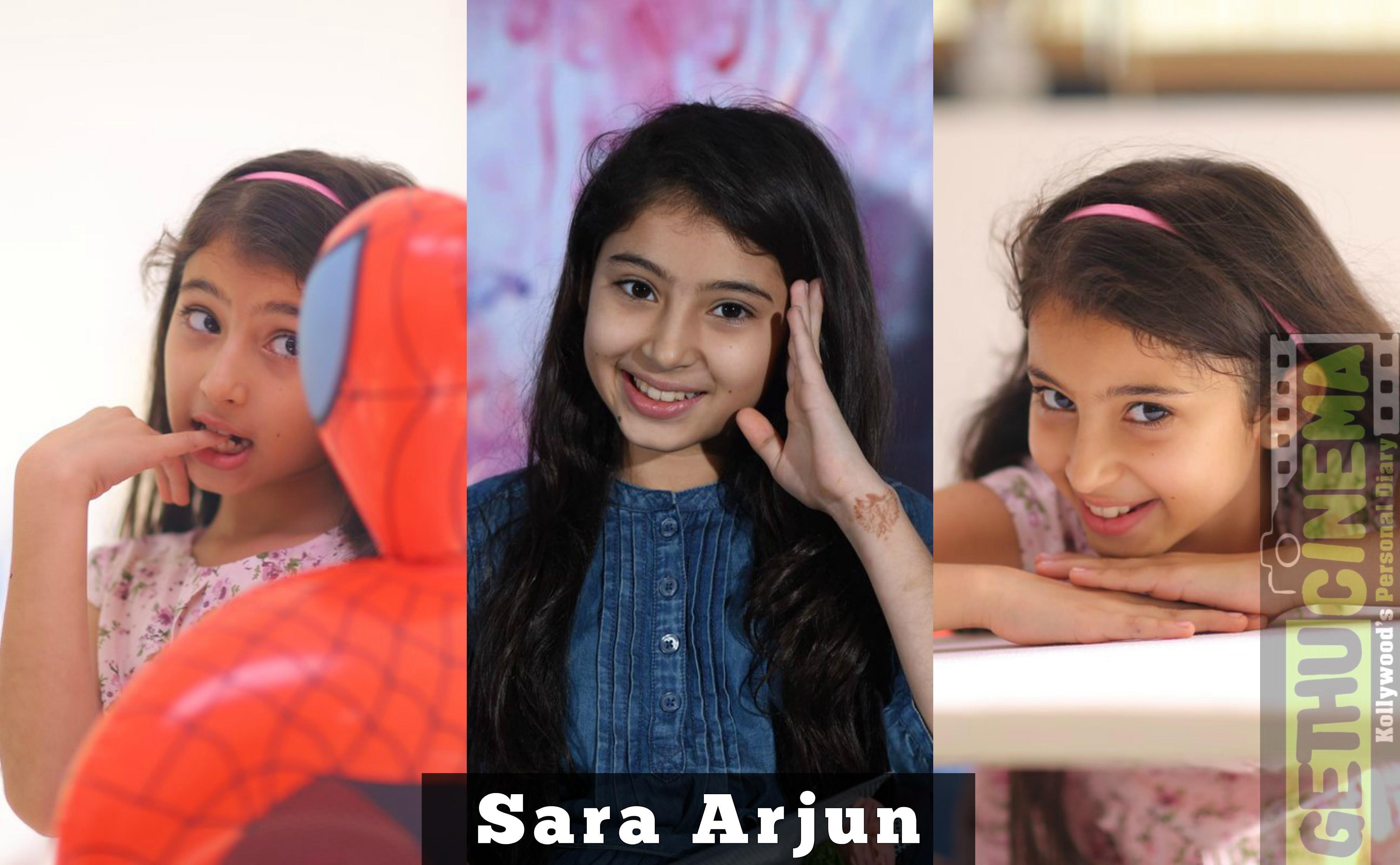 Child Artist Baby Sara 2016 Latest Cute HD Gallery