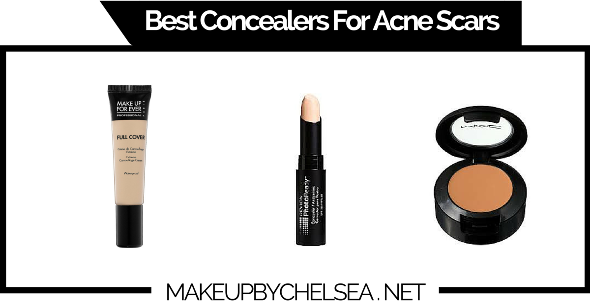 Best Concealers For Acne Scars Of 2015 Acnescarsmakeup Acne