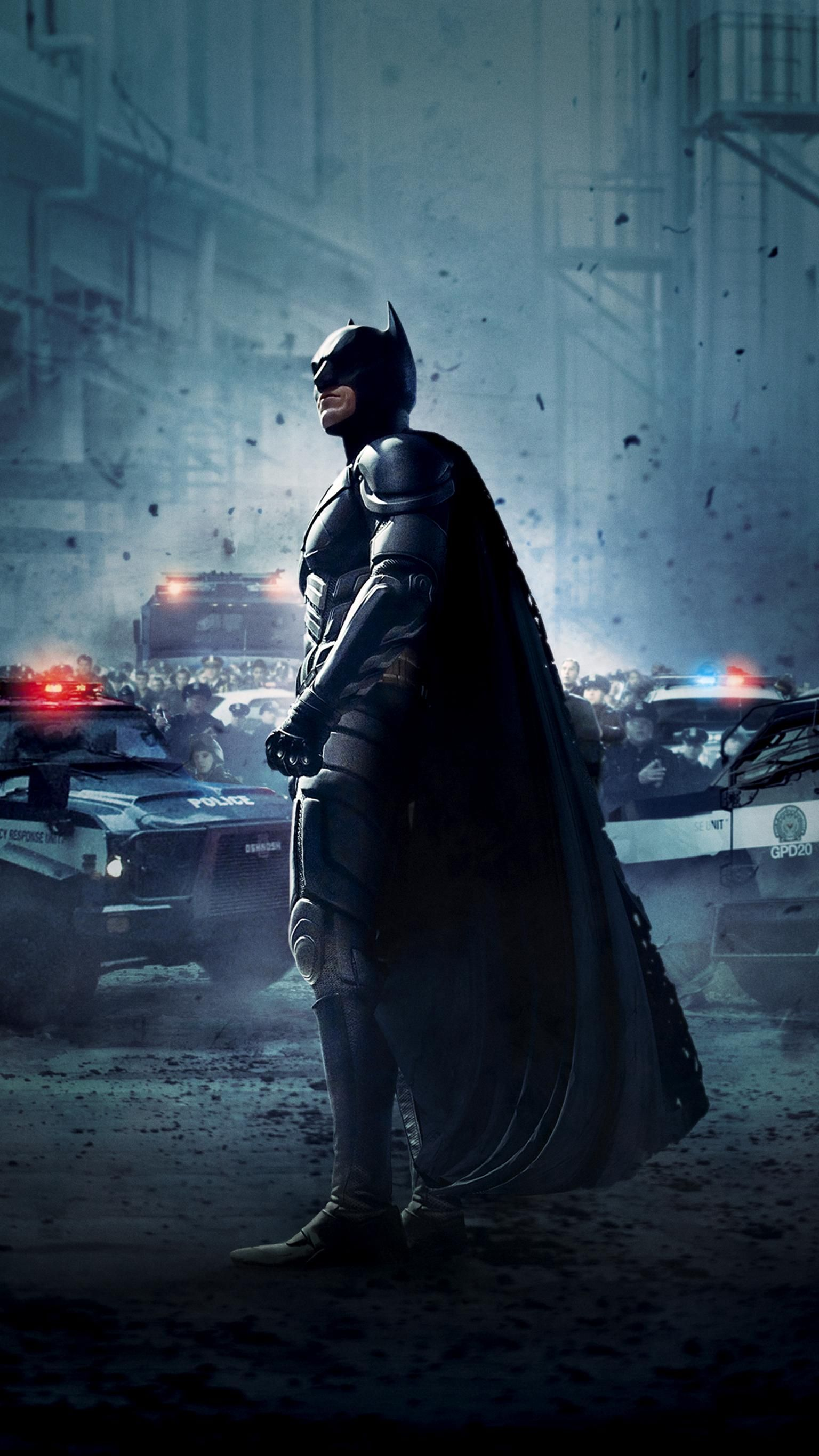 The Dark Knight Rises (2012) Phone Wallpaper (With images
