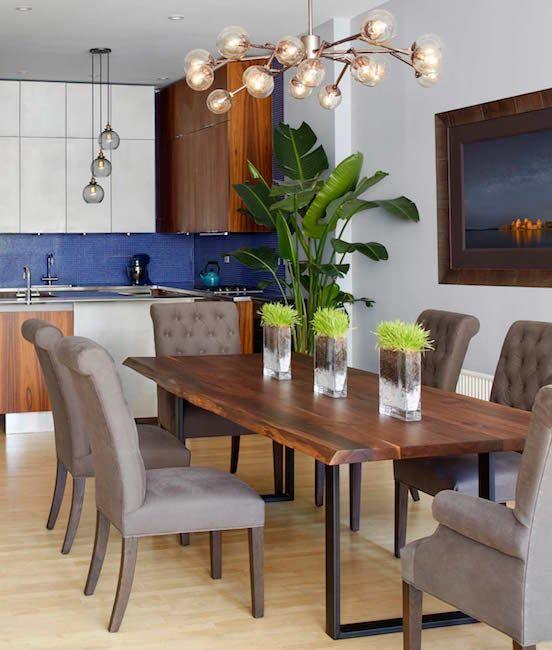 15+ Raw edge dining table set Best