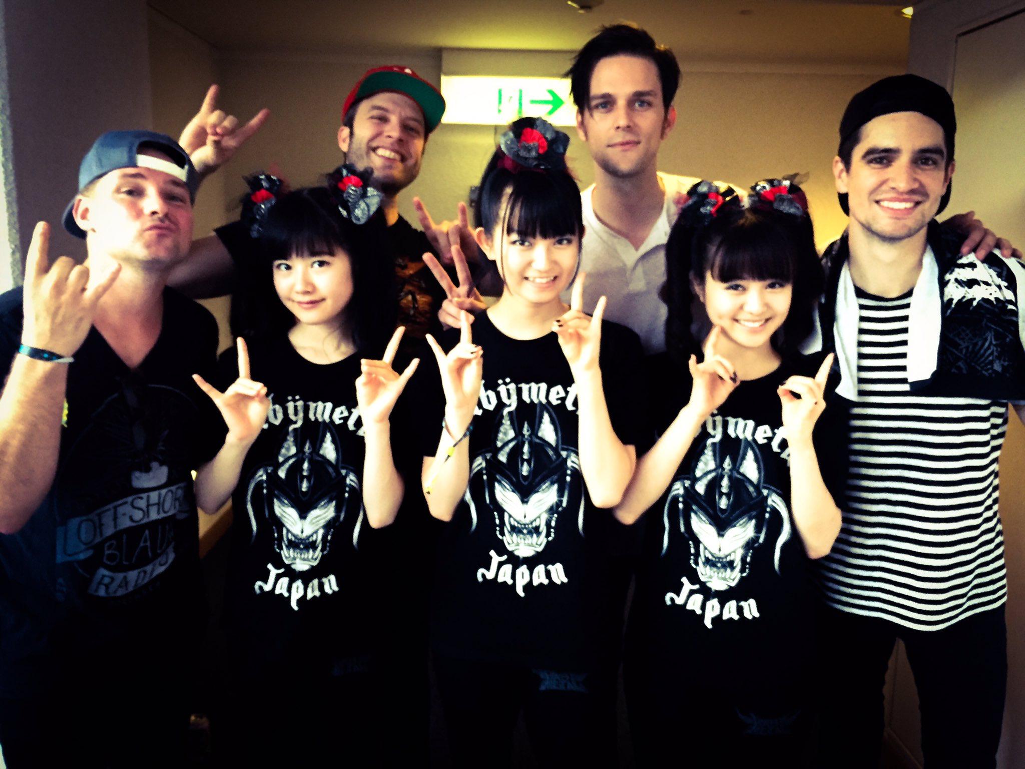 Thank you #サマソニ! 本日22:00から#TOKYODOME公演オフィシャルHP先着先行受付中DEATH!!bit.ly/2bohFxZ #summersonic #東京ドーム  #BABYMETAL