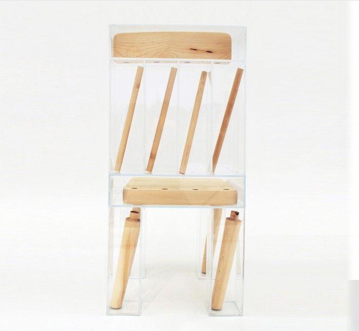 Art Furniture By Joyce Lin Art Furniture Art Chair Deconstructed Chair