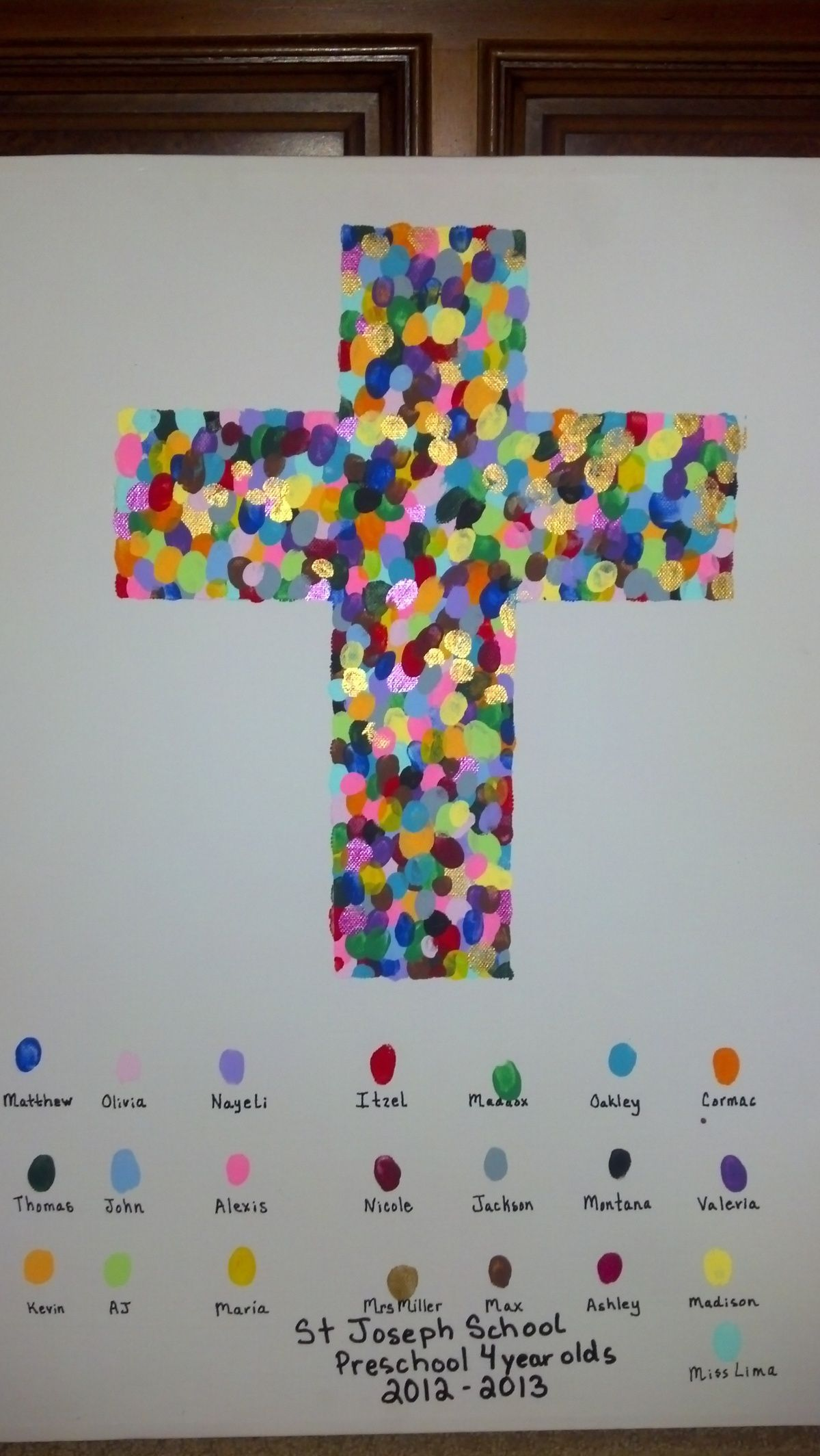 20 Great Ideas for School Auction Art Projects | Class art ...