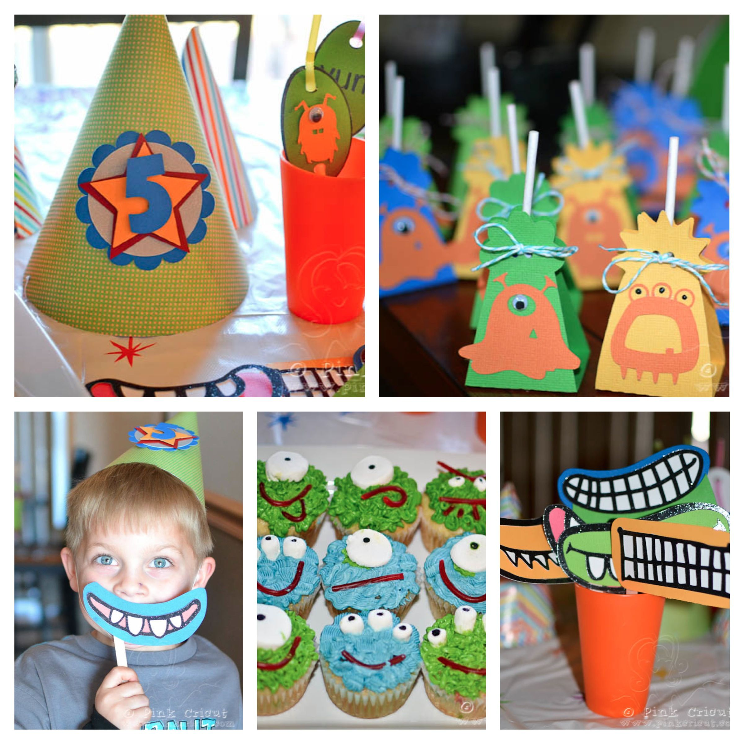 Good ideas for little my boy's 4th party