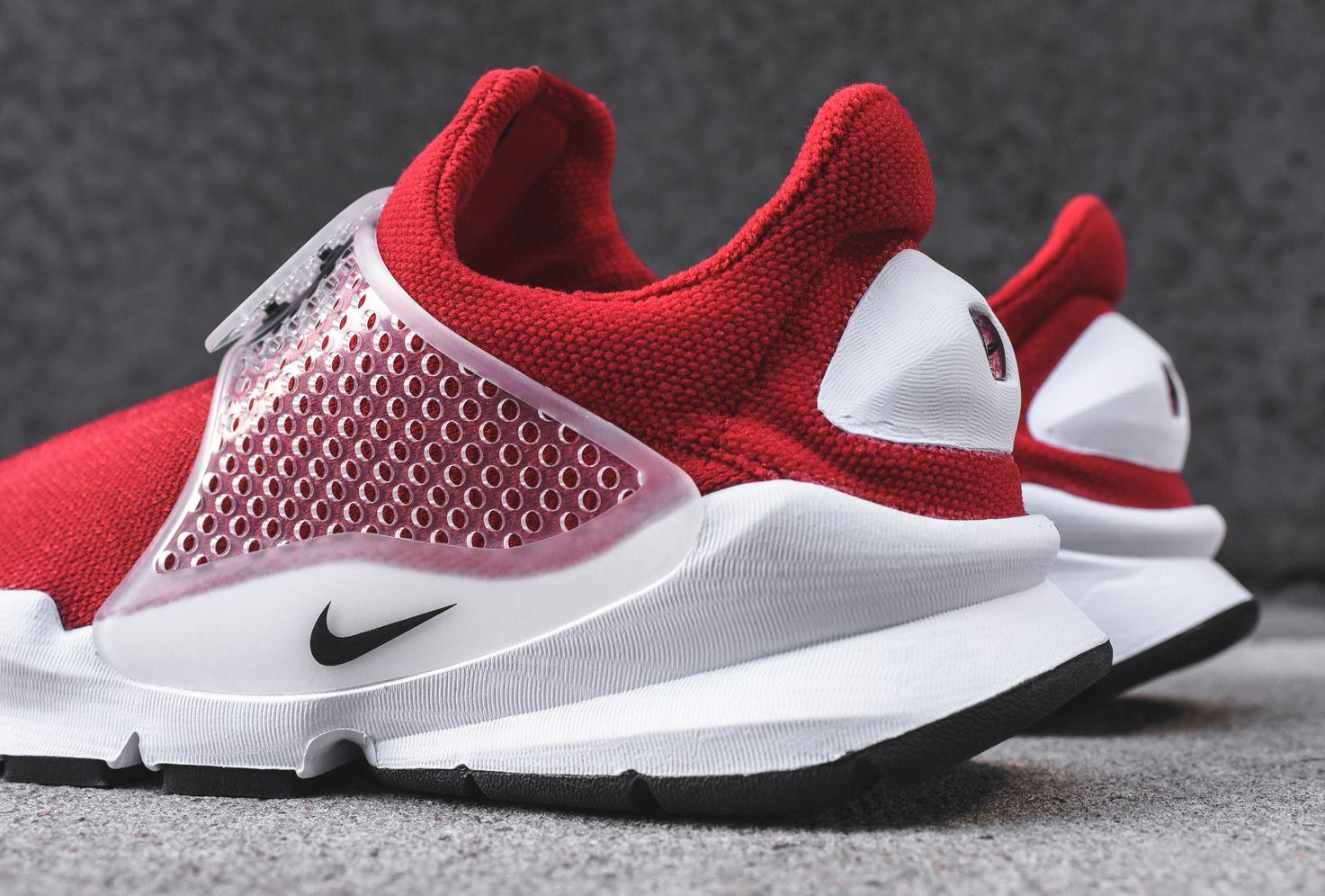 detailed look 327ef 2dd35 Nike Sock Dart Gym Red | NBA/basketball shoes/shoes | Sock ...
