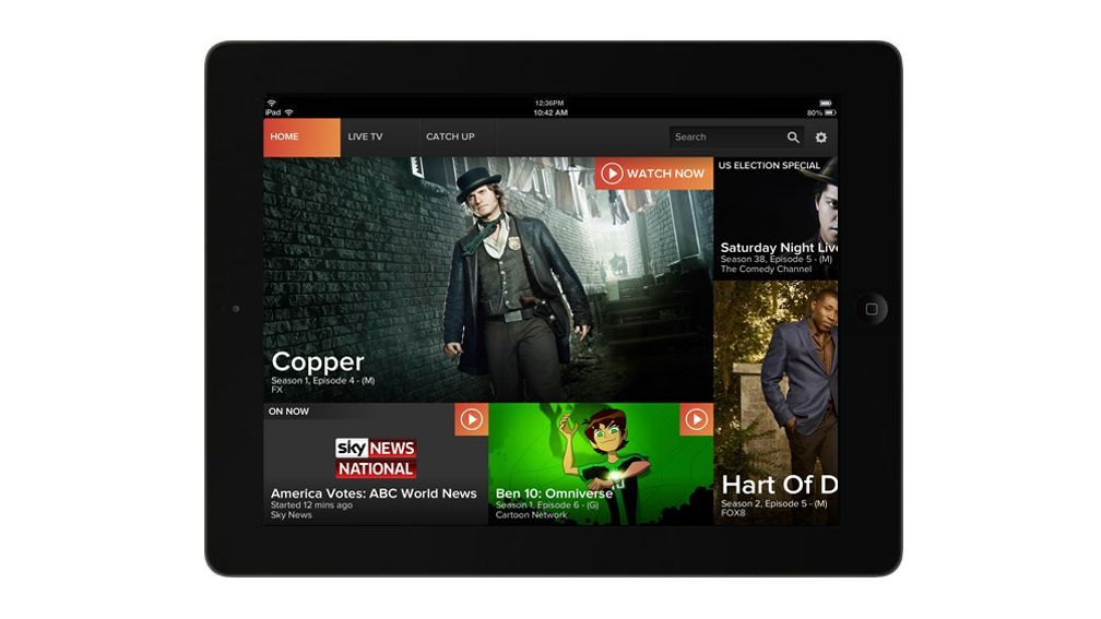 Foxtel Go brings PayTV to the iPad Mobile computing