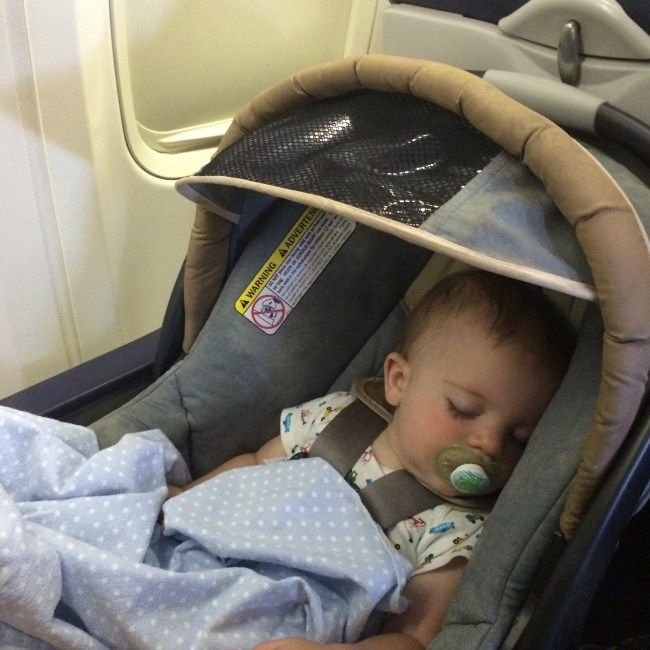 Car Seats on Airplanes: Everything You Ever Wanted to Know ...