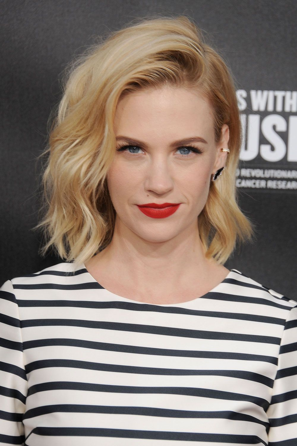 How To Style Your Summer Bob Like Charlize Theron Hairstyles I