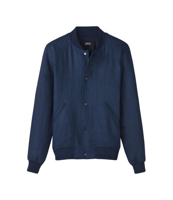 APC Kenickie teddy jacket