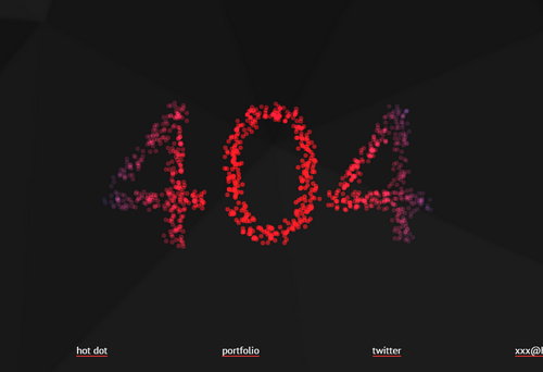 hotdot 404 page template creative 404 page pinterest