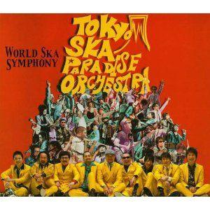 WORLD SKA SYMPHONY  愛の讃歌は衝撃うけた!シングルになってないが、クリスタルケイと斉藤和義が参加してたりする。