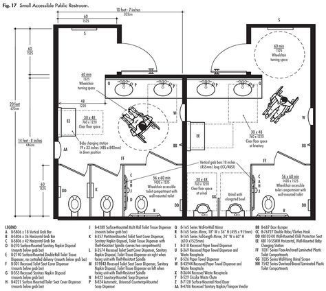 public toilet design plan. As in all accessible facilities  small public restrooms and individual toilet rooms should meet or exceed the 2010 ADA 2009 ICC ANSI Standards for Small Single Public Restrooms Toilet room Grab bars Exceed