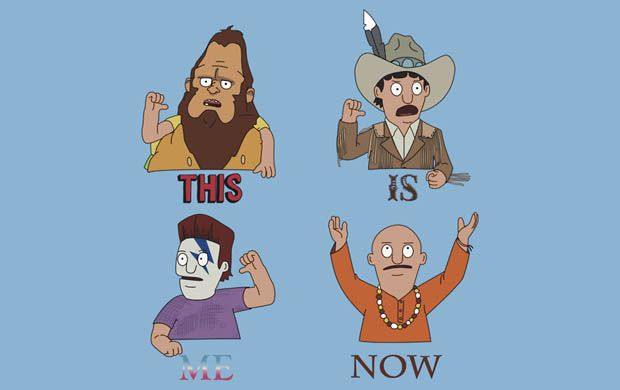 12 Bob's Burgers T-Shirts (that come with candy!)