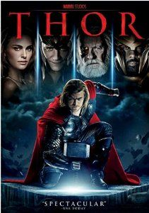 $18 Amazon.com: Thor [DVD]: Kenneth Branagh, Screenplay By Ashley Edward Miller & Zack Stentz A, Story By J. Michael Straczynski And Mark Protosevi: Movies & TV